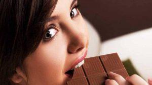 Benefits of dark chocolate in hindi