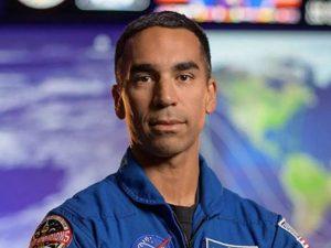 Indian American Astronaut Raja Chari