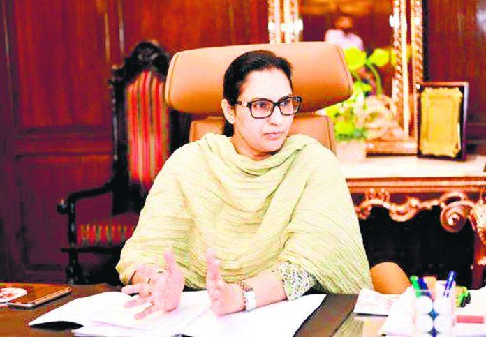 Razia Sultana withdraws resignation