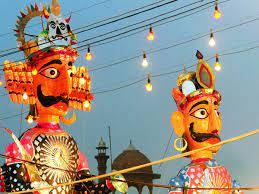 Dashanan is Worshiped on Dussehra
