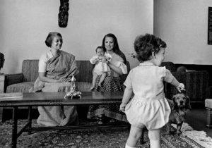 Rare Childhood Pics of Varun Gandhi