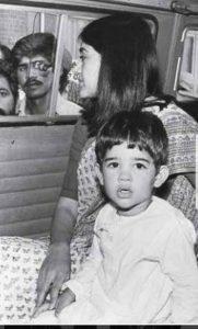Rare Pics of Maneka Gandhi